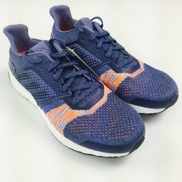 9e17da078 Adidas Ultra Boost ST Women s Running Shoes blue